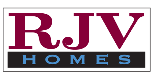 RJV Homes logo