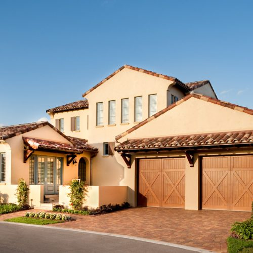 custom home in the Orlando area built by Central Florida custom home builder Cahill Homes