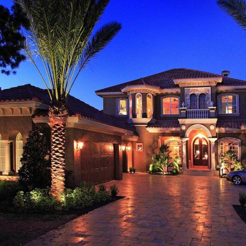 residential home in Orlando built by Central Florida custom home builder, Dave Brewer Homes