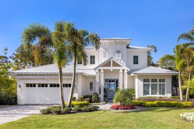 custom residential home in Windermere built by Element Home Builders of Central Florida Builders