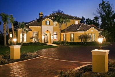 Custom home by Ayers Homes in Central Florida